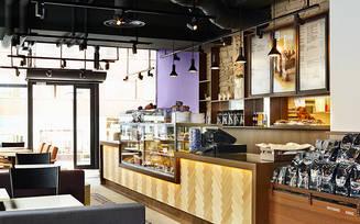 Coffeehouse by George - interiör